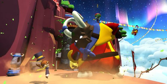 A-Hat-in-Time-1-700x491 A Hat in Time - PC Preview