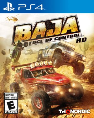 Baja: Edge of Control - PlayStation 4 Review
