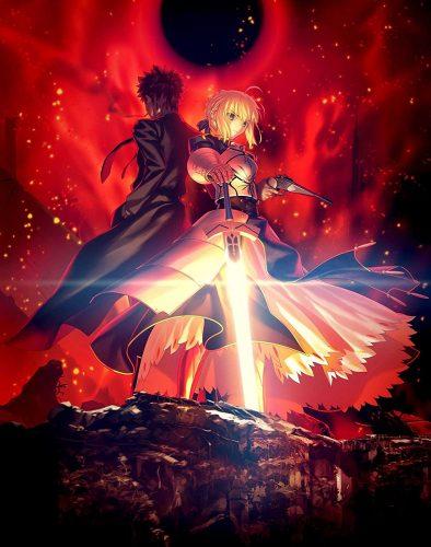 FateZero-Blu-Ray-394x500 Weekly Anime Ranking Chart [09/20/2017]