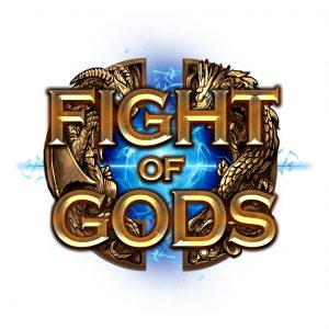 Jesus and Buddha punch the holy $*!% out of each other in FIGHT OF GODS!
