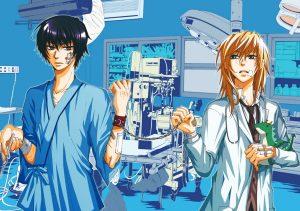 Los 5 mejores mangas BL/Yaoi de vampiros