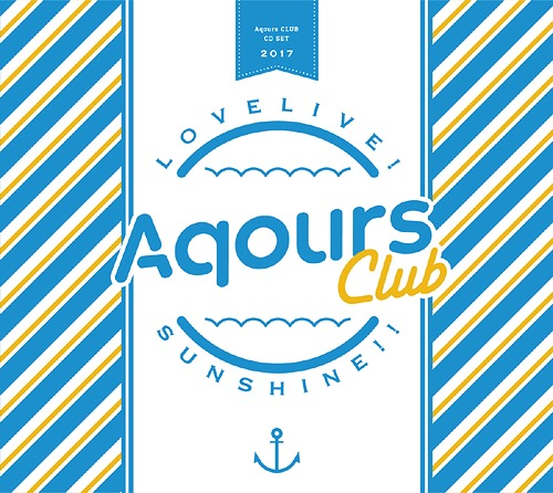 Love-LiveSunshine-Aqours-CLUB-CD-SET Ranking semanal de música de anime (4 junio 2018)