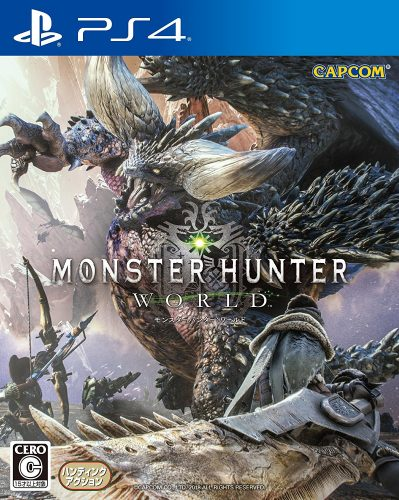 Monster-Hunter-World-PS4-399x500 Weekly Game Ranking Chart [01/18/2018]