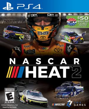 NASCAR-Heat-2-Box-Art-NASCAR-Heat-2-Capture-300x370 NASCAR Heat 2 - PlayStation 4 Review