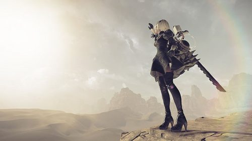 NieR-Automata-Wallpaper-2 [Honey's Crush Wednesday] – 5 2B Highlights - Nier Automata