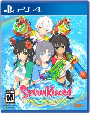 Senran Kagura: Peach Beach Splash - PlayStation 4 Review