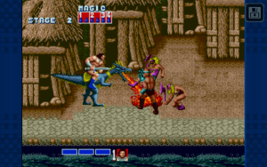 Golden Axe Joins SEGA Forever Collection in the App Stores