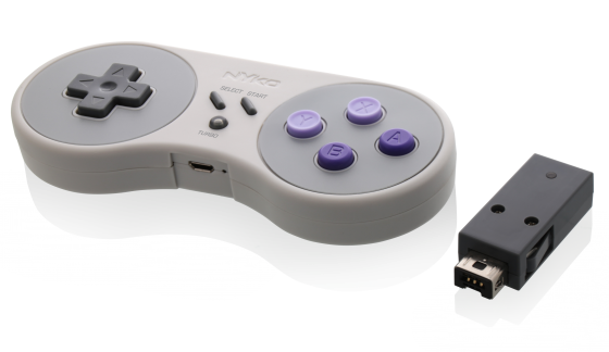 Nykologocapture1-560x184 Nyko Reveals Super Miniboss Wireless Controller for SNES Classic Edition
