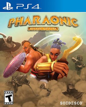 Soedesco-9011626-Pharaonic-game-300x374 Pharaonic - PlayStation 4 Review