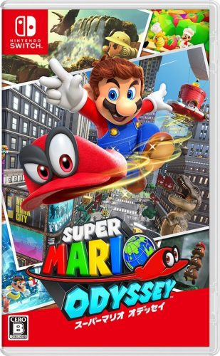 Super-Mario-Odyssey-Switch-309x500 Weekly Game Ranking Chart [10/05/2017]