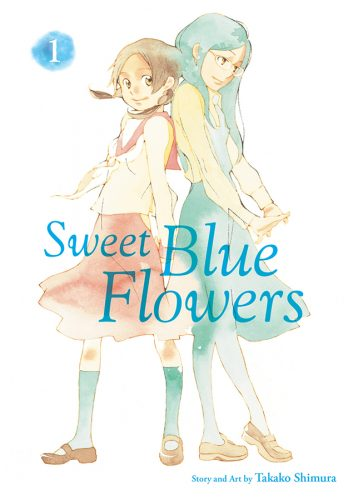 SweetBlueFlowers-GN01-348x500 VIZ Media Launches Coming-Of-Age Manga Series - SWEET BLUE FLOWERS