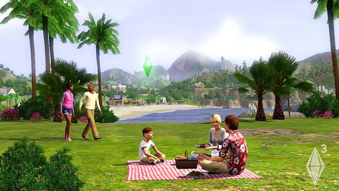 The-Sims-3-game-Wallpaper What is Game Simulation? [Gaming Definition, Meaning]