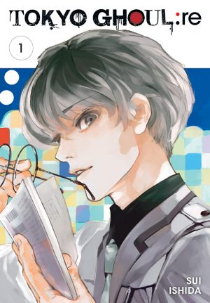 New TOKYO GHOUL Manga Sequel - TOKYO GHOUL: RE - Debuts From VIZ Media October 17th!