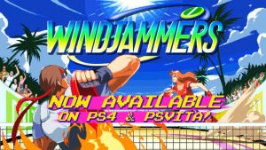 Windjammers - PlayStation 4 Review