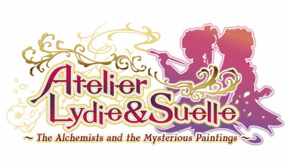 atelierlogocapture-560x322 KOEI TECMO America Announces Western Release Of Atelier Lydie & Suelle: The Alchemists and the Mysterious Paintings