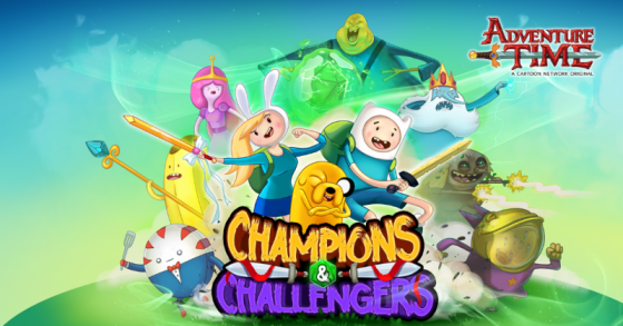 championsadventure-560x293 Champions and Challengers – Adventure Time Brings Real Time Tactical Battles to the Land of Ooo