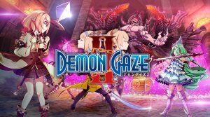 Demon Gaze II - Welcome to Asteria Trailer Inside!
