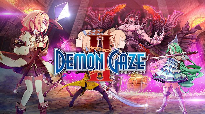demongazelogocapture-700x389 Tokyo Game Show 2017 Business Day Interview: Demon Gaze II Developers Hajime Chikami (Experience Inc.) & Juntaro Kohno (Kadokawa Games)