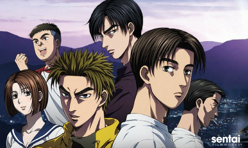 initialdsentaimovies-837x500 'New Theatrical Movie Initial D Legend 1: Awakening' Speeds Toward North American Theaters!