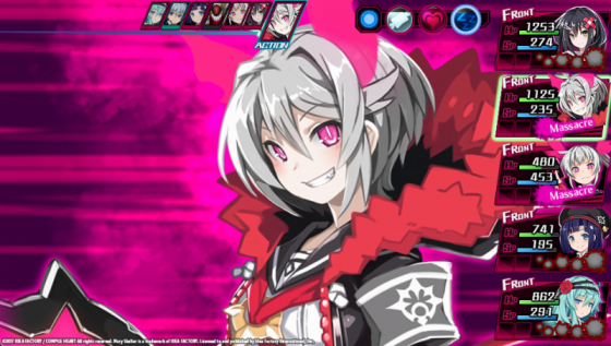 mary Mary Skelter: Nightmares - New Job System Screenshots and Character Spotlight #3