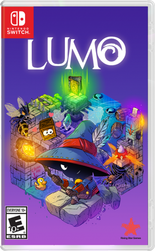 indieswitch Indie Retro Adventure Lumo Coming to Nintendo Switch