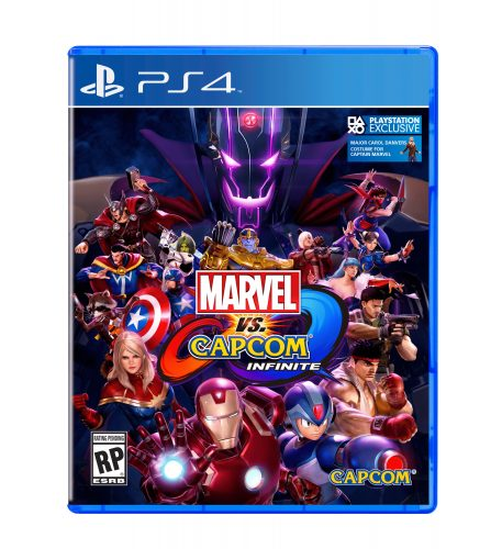 mvcicapture1-447x500 The Battle for Infinite Power Begins as Marvel vs. Capcom: Infinite Hits PlayStation 4, Xbox One and PC