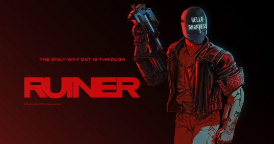 ruinercapture-560x294 Ruiner Boss Bounties Trailer Introduces a Few of Your Targets