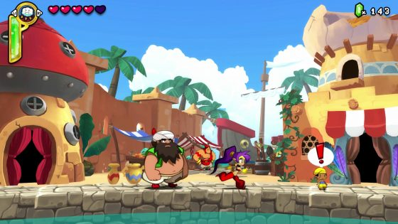 shantaecapture-560x315 Shantae: Half-Genie Hero Ultimate Edition is Coming to Europe