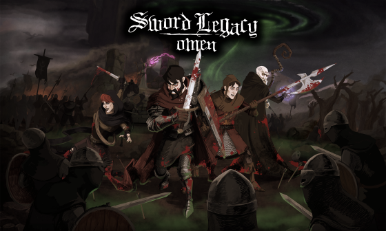 swordlegacyomenlogocapture-560x336 SWORD LEGACY OMEN: The Heroes of Broken Britannia Revealed