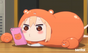 Himouto-Umaru-chan-capture-2-Sentai Honey's Anime Top 10 Hyped Fall 2017 Anime