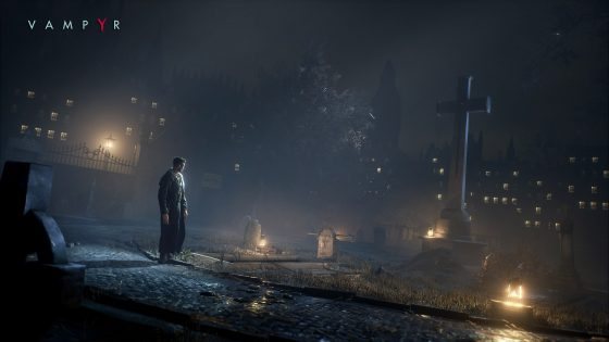 vampyrcapture-560x280 DontNod's Action RPG Vampyr Sinks its Fangs into Spring 2018