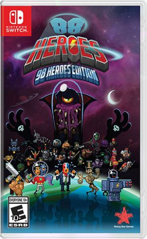 88-Heroes-98-Heroes-Edition-game-300x487 88 Heroes: 98 Heroes Edition - Nintendo Switch Review