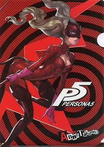 Ann-Takamaki-Persona-5-the-Animation-Wallpaper-500x500 [Honey's Crush Wednesday] 5 Ann Takamaki Highlights - Persona 5