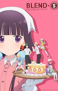 Blend-S-crunchyroll-225x350 [Adorable Comedy Fall 2017] Like Inu x Boku SS? Watch This!