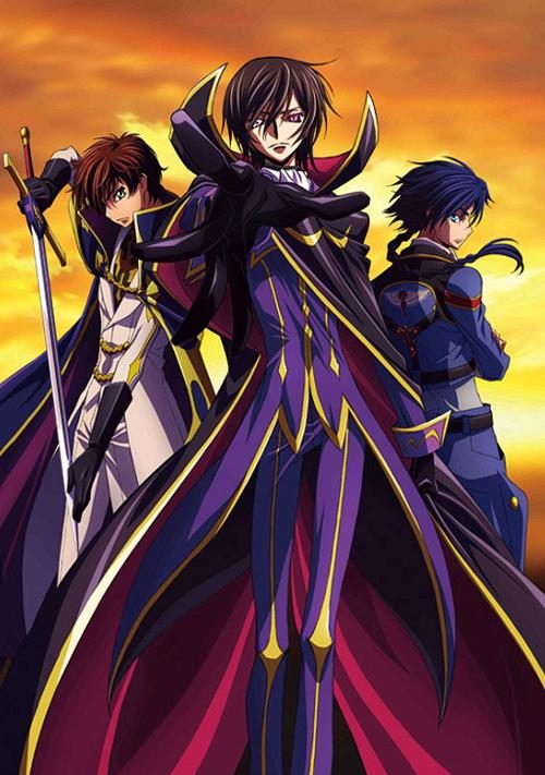 Code Geass Fukkatsu no Lelouch (Lelouch of the Re