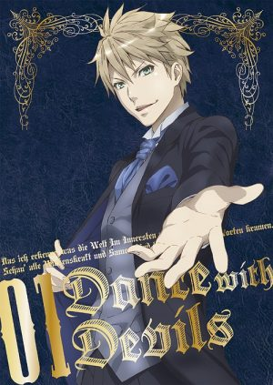 Dance with Devils: Fortuna Anime Movie Reveals first 6 Minutes in New PV