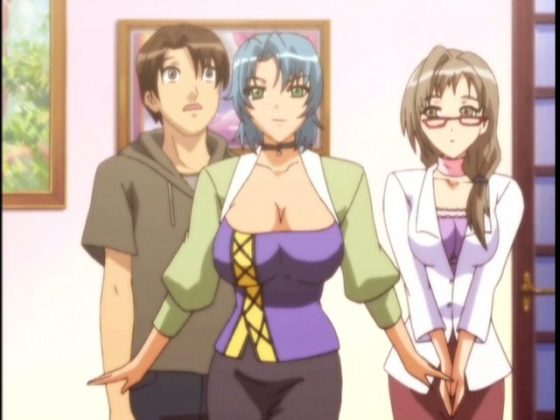 Kanojo-wa-Dare-to-demo-Sex-Suru-capture-2-700x445 Top 10 Megane/Glasses Hentai [Best Recommendations]