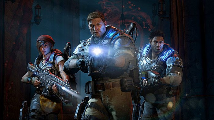 Gears-of-War-4-Wallpaper-700x394 Top 10 Multiplayer Games on Xbox One [Best Recommendations]