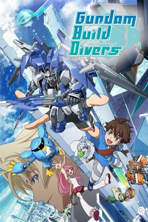 Gundam-Build-Divers-300x450 Gundam Build Divers, anime Mecha, revela personajes y video promocionales