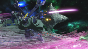 BANDAI NAMCO Entertainment America Inc: Launch Sequence Initiated for GUNDAM VERSUS