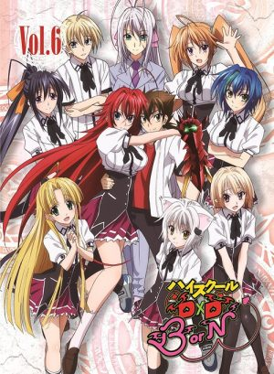 High-School-DxD-Wallpaper Top 10 Best Ecchi Anime of the 2010s [Best Recommendations]