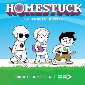 VIZ Media Acquires HOMESTUCK Web Comic Rights