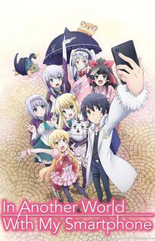Death-March-Kara-Hajimaru-Isekai-Kyousoukyoku-Parallel-World-Rhapsody-225x350 [Isekai Anime Winter 2018] Like Isekai wa Smartphone to Tomo ni (In Another World with my Smartphone)? Watch This!