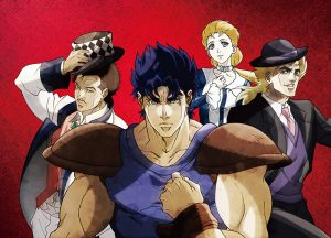 Unboxing JoJo's Bizarre Adventure Season 1 Limited Edition Blu-ray Box Set