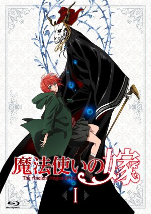 Mahoutsukai-no-Yome-dvd-300x425 6 Anime Like The Ancient Magus' Bride [Recommendations]
