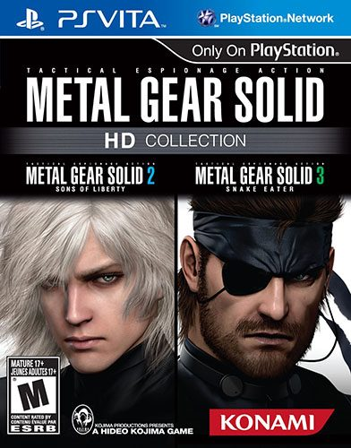 Metal-Gear-Solid-HD-Collection-Wallpaper [Editorial Tuesday] Why is the PS Vita the Most Underrated Console?