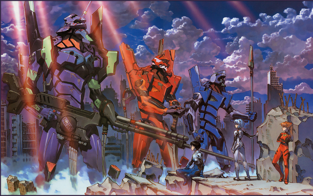 Neon-Genesis-Evangelion-crunchyroll Top 10 Anime Openings from the 90s [Best Recommendations]