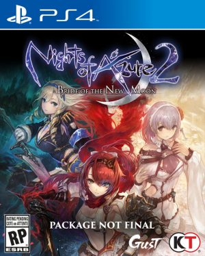 Nights of Azure 2: Bride of the New Moon - PlayStation 4 Review