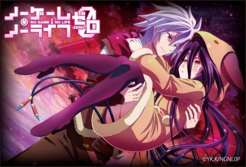 No Game No Life Zero Best Review