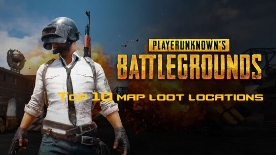 PUBG-map-loot-560x315 Top 10 Map Loot Locations in PUBG